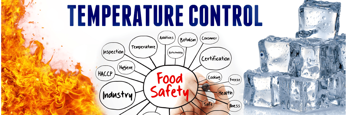FOOD SAFETY TEMPERATURE CONTROL